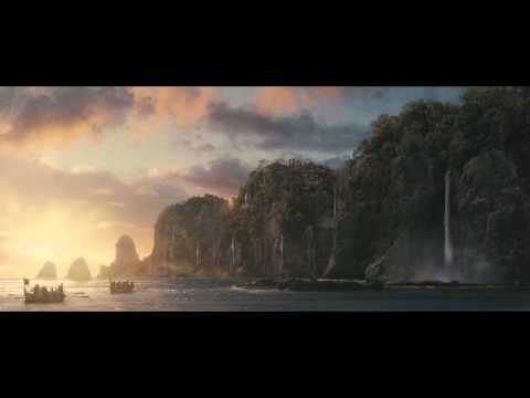 The Chronicles Of Narnia : The Voyage Of The Dawn Treader | OFFICIAL Trailer #2 US (2010)