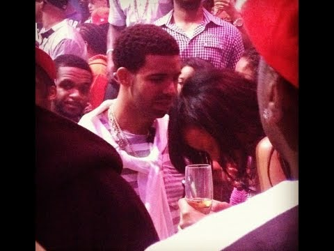 Rihanna and Drake - New Couple?!
