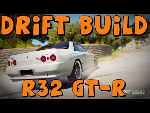 Forza Horizon 2 | Drift Build | Nissan Skyline R32 Gt-r video