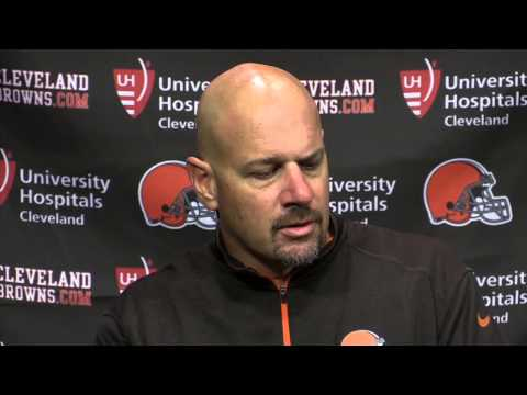 'We were soundly beaten' says Mike Pettine after Browns 24-6 loss to the winless Jaguars