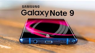 Galaxy Note 9 - Top 5 Incredible Features !!