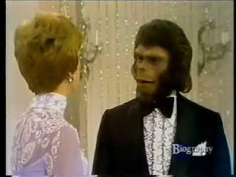 Roddy McDowall en el show de Carol Burnett