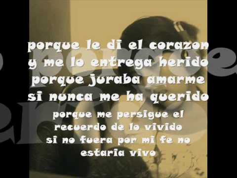 ♥[porque Le Di El Corazon- Callao Cartel]♥ video
