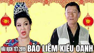 Hài Kịch 2019 - Hoa Hậu và Ký Giả | Bảo Liêm Kiều Oanh hài kịch tết hay nhất