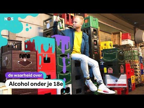 De ALCOHOLLEEFTIJD naar 16? | De waarheid over DRANK
