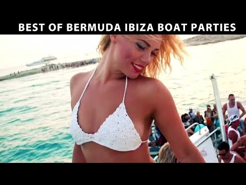 Best of Bermuda Ibiza Boat Parties 2012 - on Lucky Life TV