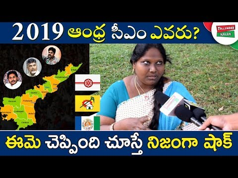 Woman Comments on Loop Holes in Government! | Who Will Be the Next CM of Andhra Pradesh?