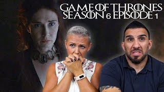 Game of Thrones Season 6 Episode 1 'The Red Woman' REACTION!!