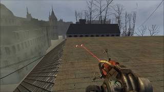 Half-Life 2 | All Beta Weapon Animations | 60FPS