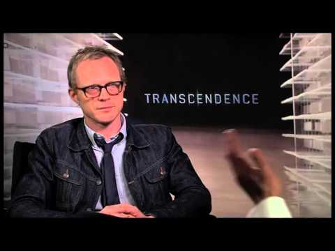 TRANSCENDENCE Interview with Paul Bettany