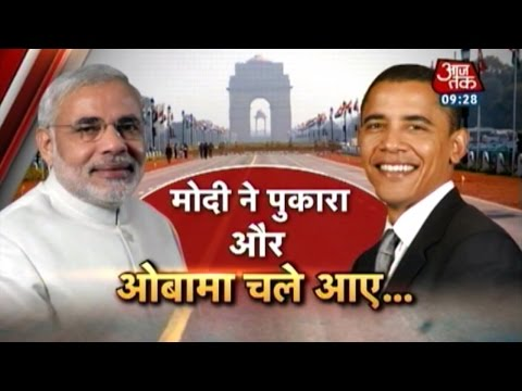 Obama invited to be chief guest at Republic Day parade
