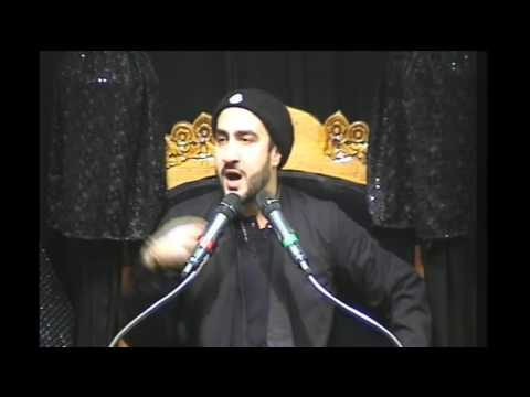 Shia-Sunni Marriage - Dr Sayed Ammar Nakshawani - Muharram 9th Night 1438 / 2016