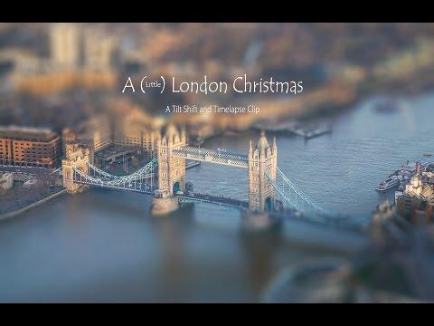 Londra'nın Minyatür İzlenimi Veren Görüntüsü