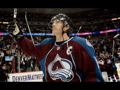 Joe Sakic Retirement Tribute Video