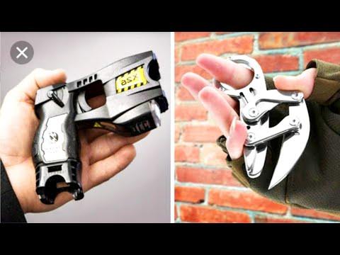 सिर्फ लड़कियां ही देखें ये वीडियो ,ज़िन्दगी बदल जाएगी  top 10 Self defence gadgets