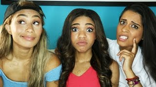 How Your Friends Act When You Have a Date (ft. Teala & Eva)