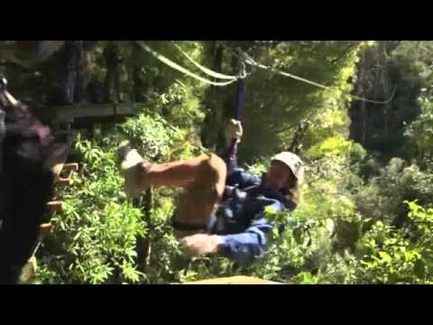 Rotorua Forest Zipline Canopy Tours, Rotorua, NZ | Experience OZ & NZ!