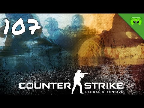 COUNTERSTRIKE # 107 «»  Let's Play Counterstrike GO | Full HD
