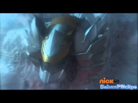 Power Rangers Megaforce - Robo Knight - Ending Scene
