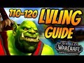 BFA Leveling Guide 110 to 120 | Island Expeditions XP | World of Warcraft Battle for Azeroth