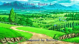 Pokemon Red/Blue/Yellow - Road to Viridian: Route 1 (Orchestrated)