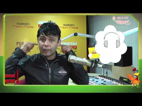 RJ Naved in 'Murga and Uss Raat Hua Kya Tha'