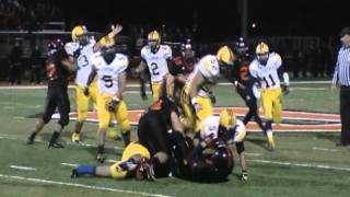 Fordson  vs  Dearborn  Div 1 Round ! 2011  Playoffs