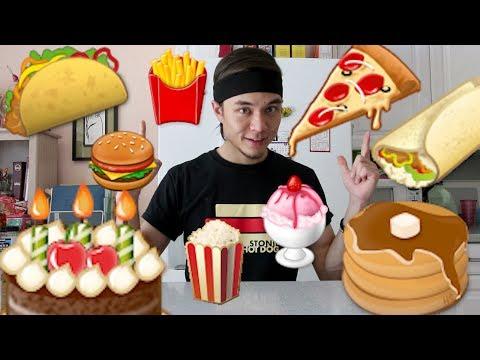 Food Emoji Food Challenge