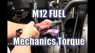 Milwaukee M12 FUEL Ratchet Review | Pneumatic Replacement