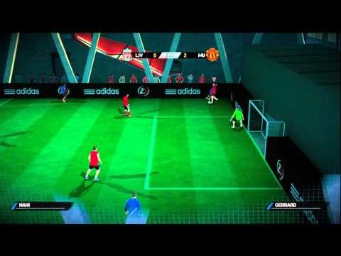 FIFA Street, Liverpool vs Manchester United