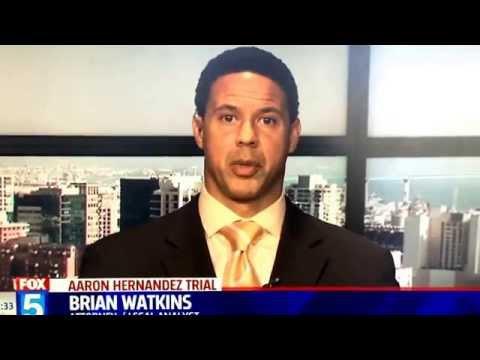 Brian Watkins talks about the Aaron Hernandez Guilty Verdict