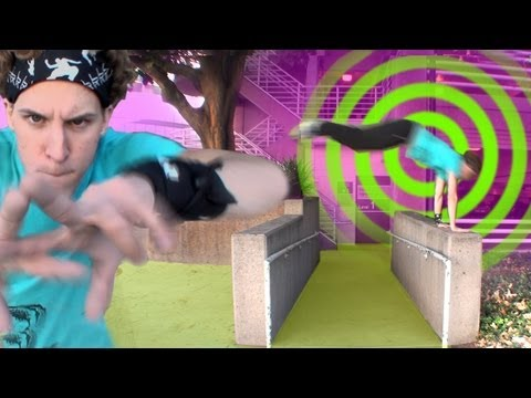 DOUBLE KONG TUTORIAL ( PARKOUR ) - Jesse La Flair