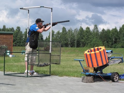 Что такое стендовая стрельба. Sporting Club, Minsk.
