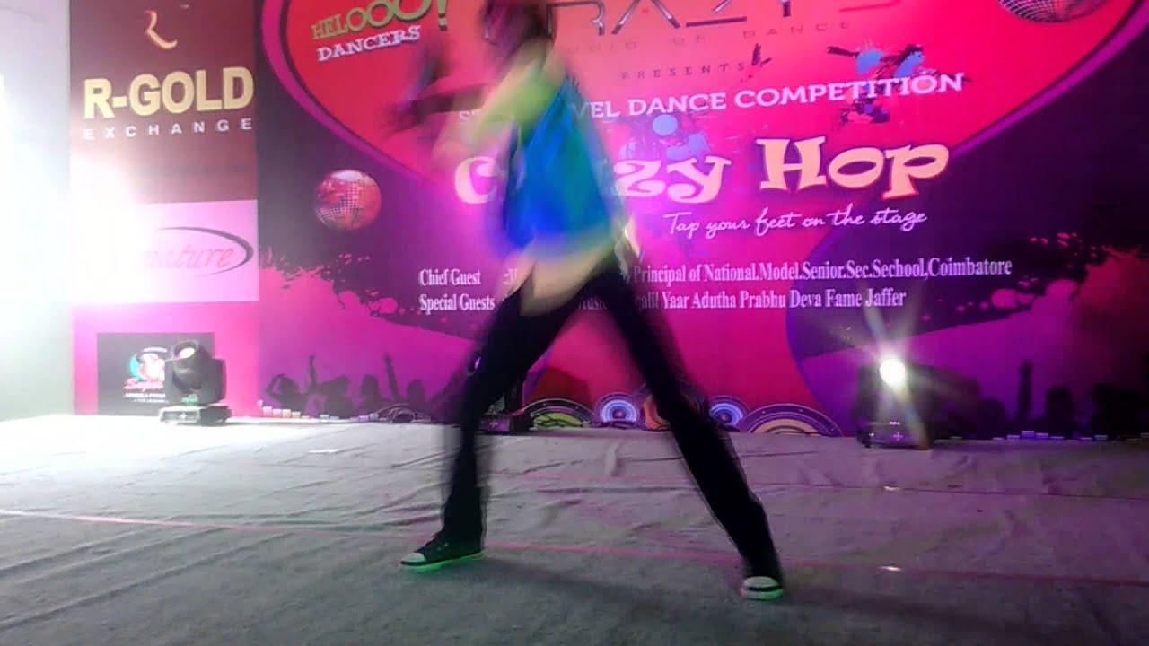 School Dance Lock in Foot Lock Dance School Siva at