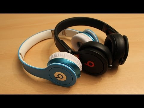 Beats by Dr Dre MixR vs Solo HD [German/Deutsch]