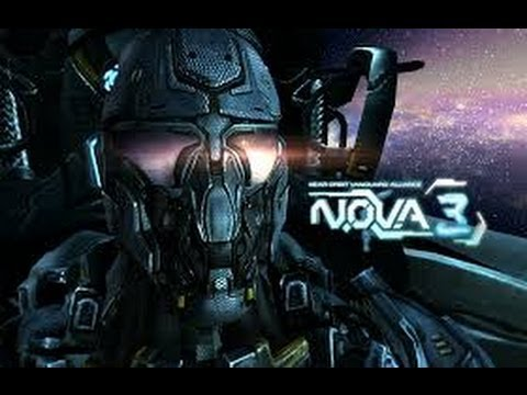 Tutorial De Como Baixar E Instalar N.O.V.A.  3   Near Orbit Vanguard Alliance Para ANDROID