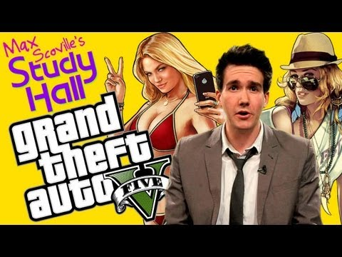 Max Scoville's Study Hall: Grand Theft Auto V