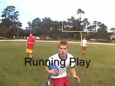Learn To Play Flag Football