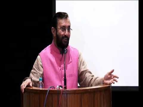 HRD Minister Shri Prakash Javadekar exhorts IIT-Delhi students