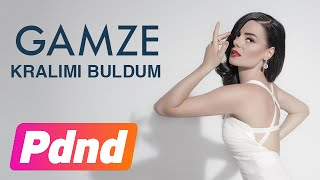 Gamze - Kralımı Buldum (Lyrics Video)