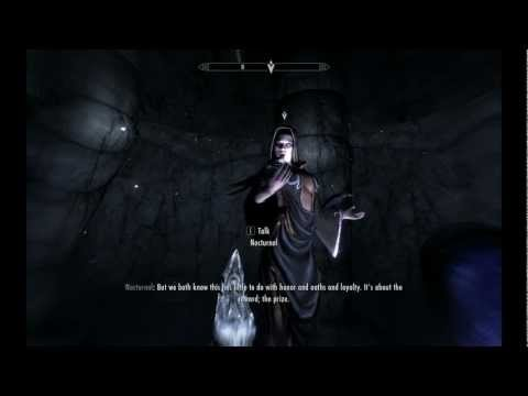 Nocturnal Skyrim Sexy Skyrim Meeting Nocturnal