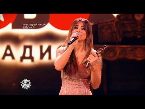 Ани Лорак - Удержи мое сердце (Музыкальная премия Высшая лига, 24.12.2016)