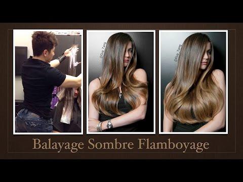 Balayage Sombre Flamboyage