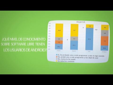 4ª Informe de Valoración del Software Libre en la sociedad 2012.