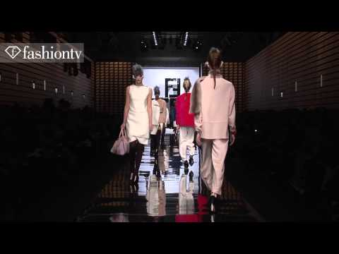 Fendi Fall/Winter 2013-14 | Milan Fashion Week MFW | FashionTV