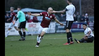 Highlights: South Shields 5-1 Mossley