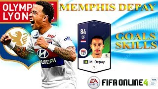 Memphis Depay ⚽in Fifa online 4⚽ Highlights Goals and Driblling skills