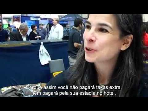 Pauline Frommer fala sobre livros