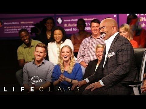 Ask Steve Harvey: Asking Him If We're In a Relationship |Oprah's Lifeclass | Oprah Winfrey Network
