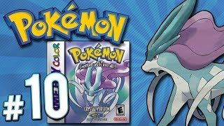 Pokemon Crystal - My 1,000th Video | PART 10